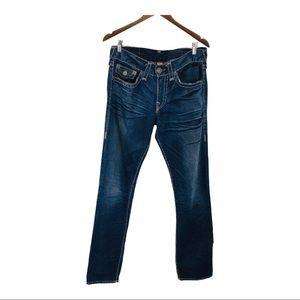 TRUE RELIGION Reg Wash (Flawed) Denim Jeans 31